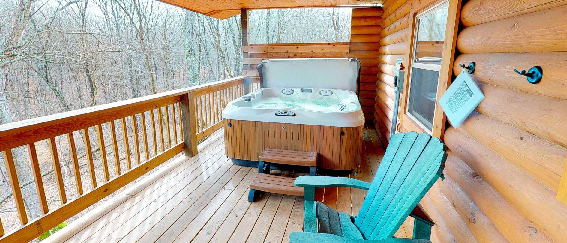 Briarwood Cabin Hocking Hills