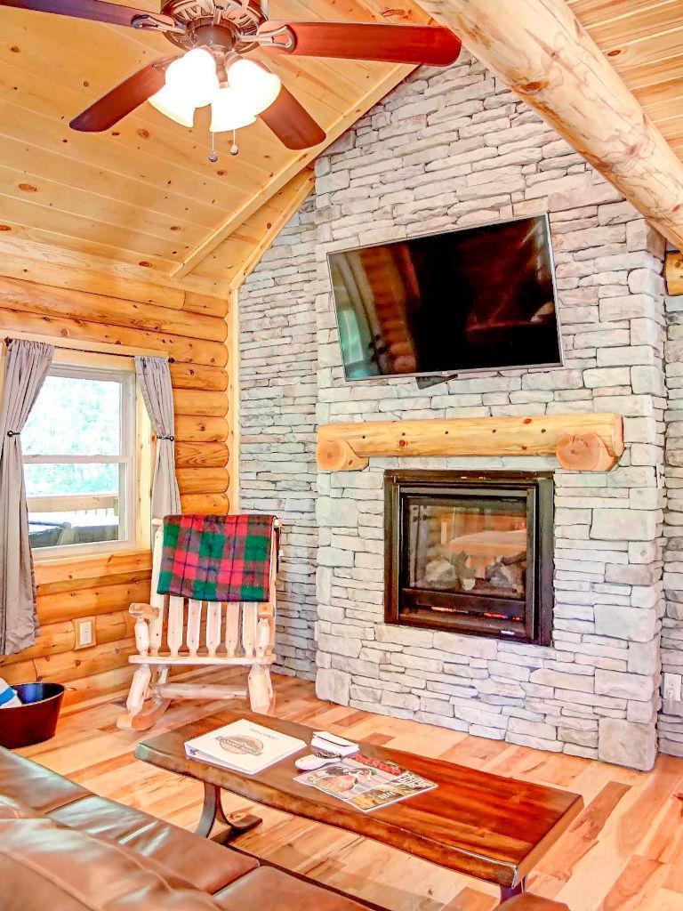 Canopy Ridge Cabins Sweet Retreat Hocking Hills