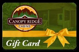 Canopy Ridge Gift Card