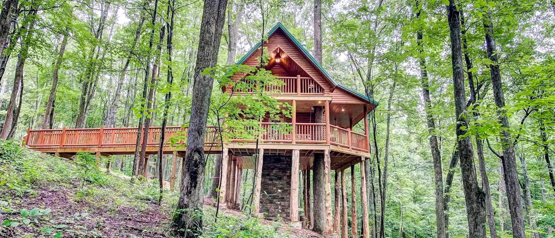 Our Properties Canopy Ridge Cabins