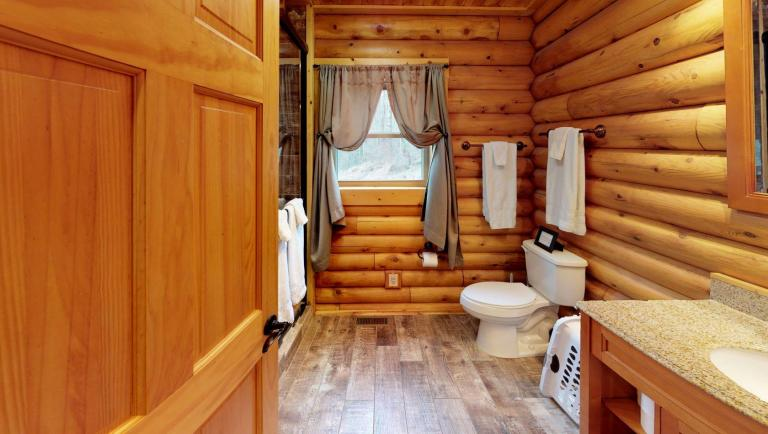 Sweet Retreat Bathroom