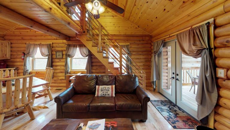 Sweet Retreat Living Room